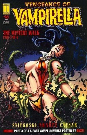 (Harris) Cover for Vengeance Of Vampirella #16