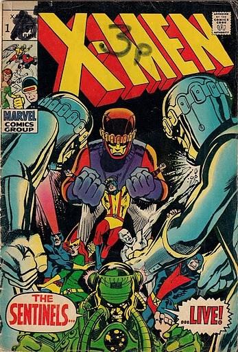 (Marvel) Cover for X-Men #57 Price Variant (1/-)