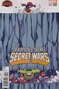 DEADPOOL'S SECRET SECRET WARS #1B