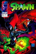 SPAWN #1  Cover