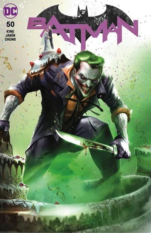 (DC) Cover for Batman #50 The Comic Mint (TCM) Exclusive Francesco Mattina Variant