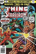 MARVEL TWO-IN-ONE #18B