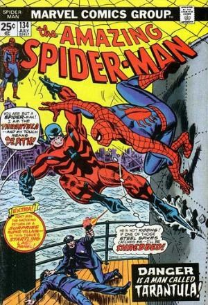 Comic Cover for Amazing Spider-Man (#134)