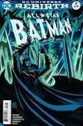 ALL-STAR BATMAN #8A  Variant Cover Francesco Francavilla Variant Cover
