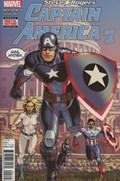 CAPTAIN AMERICA: STEVE ROGERS #1-2nd Print-A