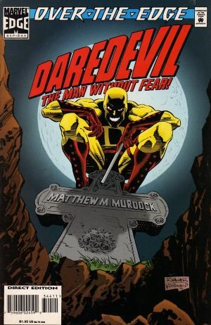 Comic Cover for Daredevil (#344)