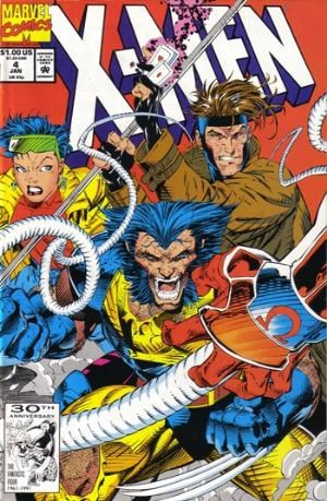 X-MEN #4Standard Edition, first appearance of Omega Red