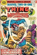 MARVEL TWO-IN-ONE #15A