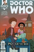DOCTOR WHO: THE ELEVENTH DOCTOR YEAR TWO #2B