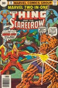 MARVEL TWO-IN-ONE #18A