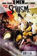 X-MEN: SCHISM #1