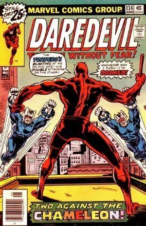 Comic Cover for Daredevil (#134)
