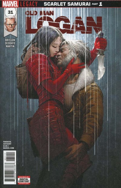 Comic Cover for Old Man Logan (#31)
