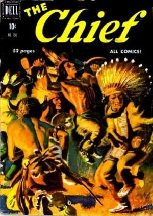 Comic Cover for Chief, The (Four Color) (#290)