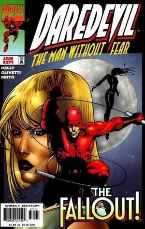 Comic Cover for Daredevil (#371)