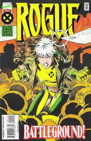 Comic Cover for ROGUE (#)