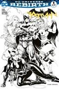 BATMAN #1-HAST-B
