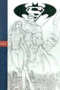 SUPERMAN BATMAN MICHAEL TURNER GALLERY EDITION #1