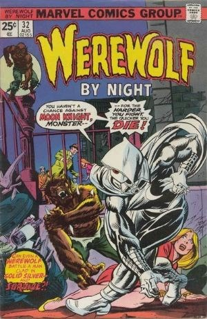 Comic Cover for Werewolf By Night (#32)