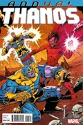 THANOS ANNUAL #1A  Variant Cover Jim Starlin Variant Cover