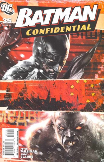(DC) Cover for Batman Confidential #35