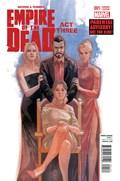 GEORGE ROMERO'S EMPIRE OF THE DEAD: ACT THREE #1A