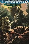 BATMAN #1-NEWE
