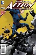 ACTION COMICS #40-RI