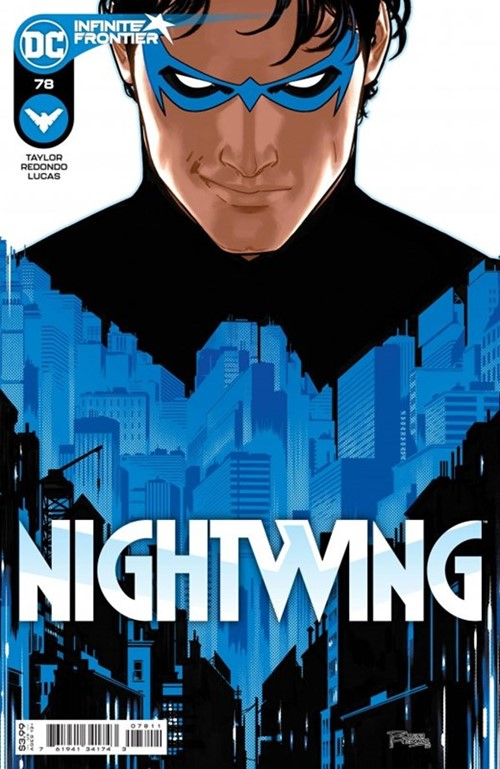 (DC) Cover for Nightwing #78 1st Appearance of Melinda Zucco