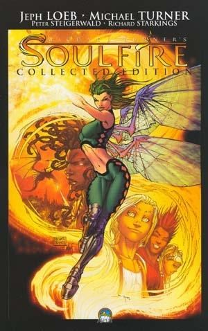 (Aspen) Cover for Soulfire Collected Edition #1