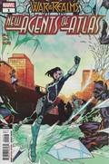 WAR OF THE REALMS: NEW AGENTS OF ATLAS #1-3rd Print
