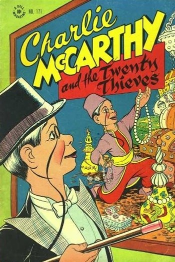 Comic Cover for Charlie Mccarthy (Four Color) (#171)