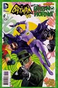 BATMAN '66 MEETS THE GREEN HORNET #1-2nd Print