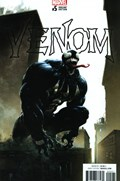 VENOM #5A  Variant Cover Clayton Crain Variant Cover. Limited 1 for 100.