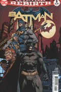 BATMAN #1-2nd Print