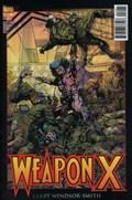 WEAPON X #12B