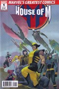 HOUSE OF M #1F