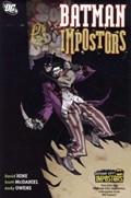 BATMAN: IMPOSTORS #1