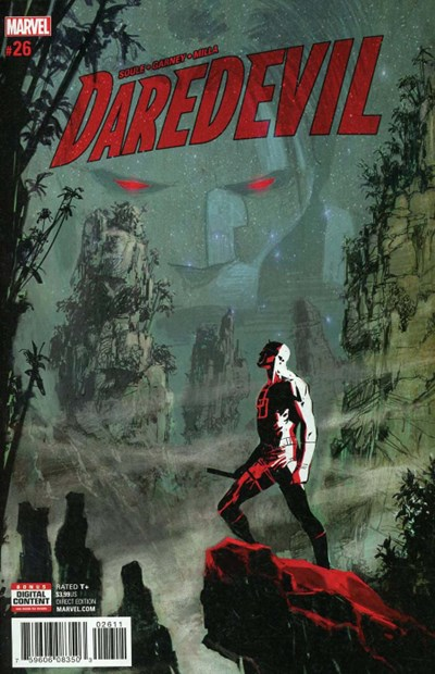 Comic Cover for Daredevil (#26)