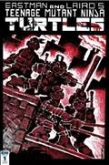 Teenage Mutant Ninja Turtles #1-FRANK