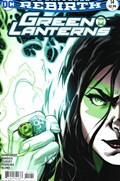 GREEN LANTERNS #14A  Variant Cover Emanuela Lupacchino Variant Cover