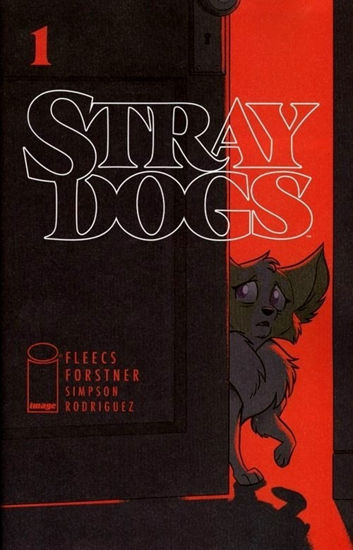 (Image) Cover for Stray Dogs #1