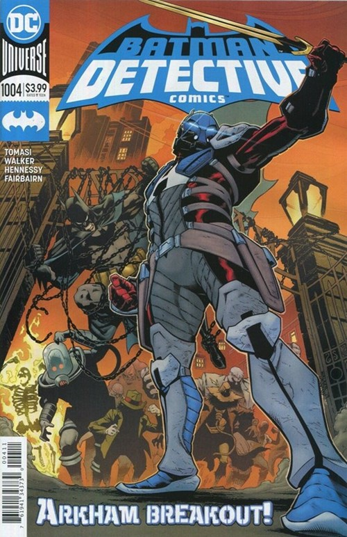 (DC) Cover for Detective Comics #1004