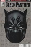 BLACK PANTHER #166D