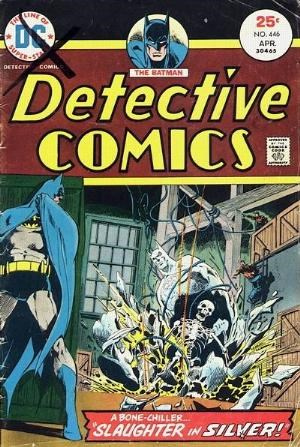 (DC) Cover for Detective Comics #446