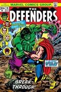 DEFENDERS, THE #10-MJ