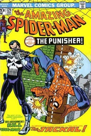 Comic Cover for Amazing Spider-Man (#129)