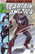 CAPTAIN AMERICA #695-2nd Print