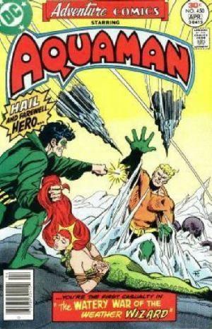 Comic Cover for ADVENTURE COMICS (#)
