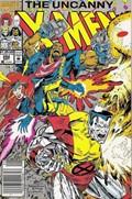 UNCANNY X-MEN #292B